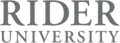 Rider University logo.png