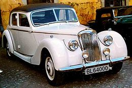 Riley RMF berlina del 1953