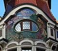 Riquethaus Mosaik Leipzig 2010.jpg