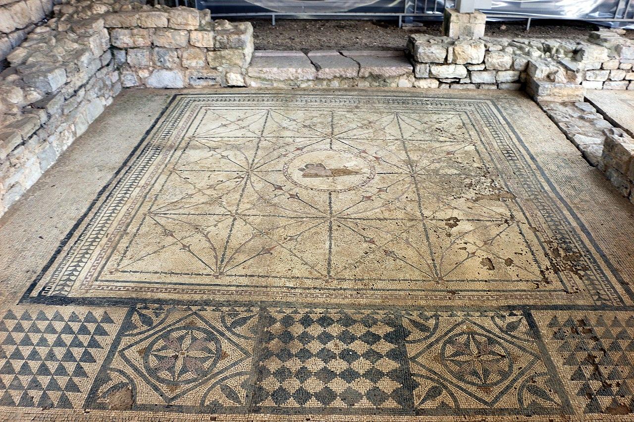 Fi ier risan villa romana mosaici della fine del ii secolo camera da letto 01 jpg wikipedia - I segreti della camera da letto ...