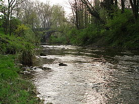 River Fluvià at Olot 20060418 03.JPG