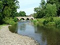 River Teme bridge, Leintwardine - geograph.org.uk - 383586.jpg