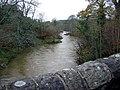 River Teviot from the weak bridge at the war memorial - geograph.org.uk - 283493.jpg
