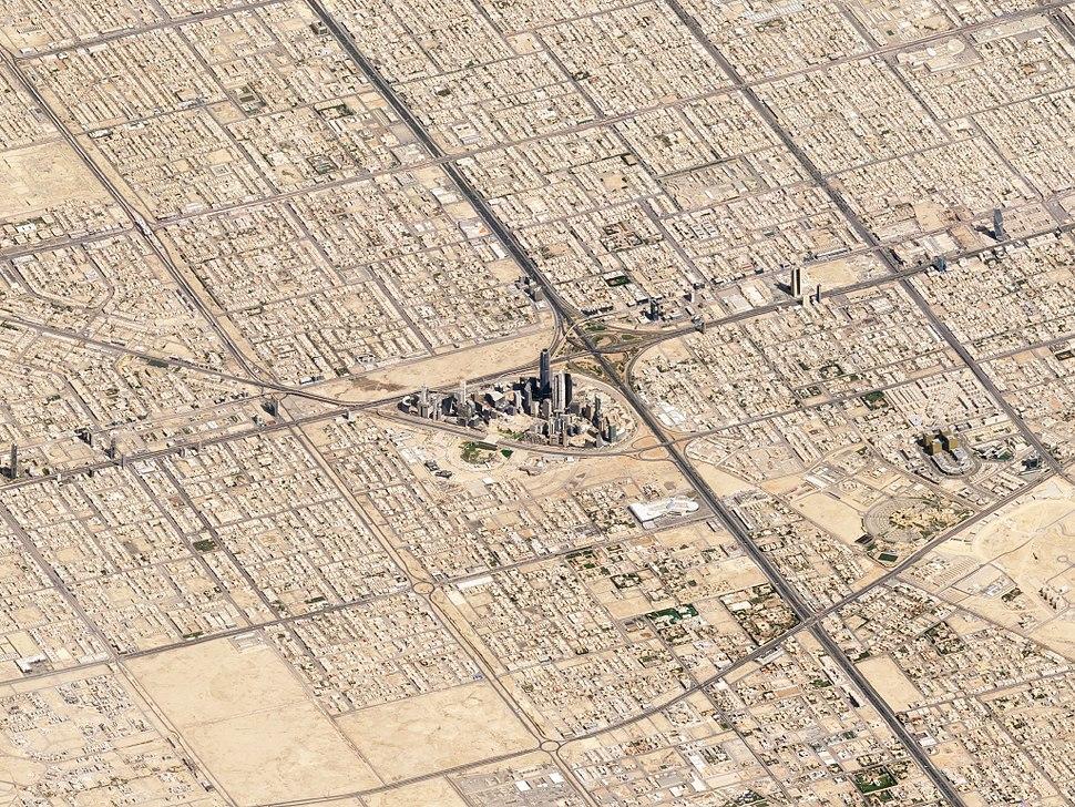 Riyadh Saudi Arabia 10Mar2018 SkySat