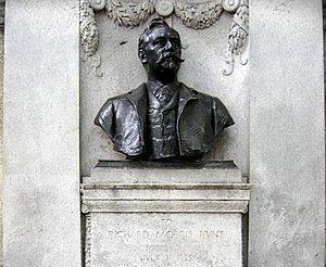 Richard Morris Hunt - Richard Morris Hunt Memorial, Fifth Avenue, New York City