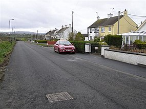 Road at Ardgarvan - geograph.org.uk - 716657.jpg
