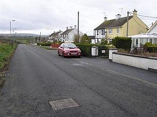 Ardgarvan townland in Northern Ireland, United Kingdom
