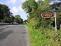 Road at Ballintrilick - geograph.org.uk - 1482385.jpg