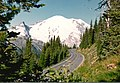 Road to Sunrise, Rainier 1986.jpg