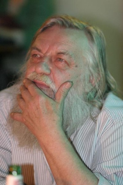 Picture of a band or musician: Robert Wyatt