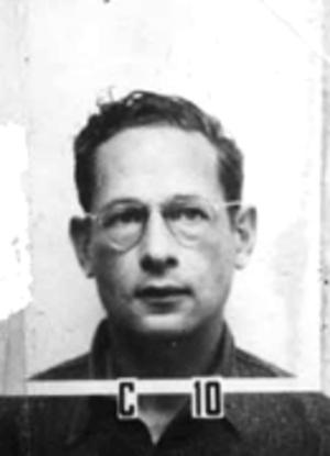 Robert Serber - Image: Robert Serber ID badge