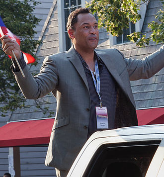 Roberto Alomar - Alomar at the 2011 Hall of Fame Induction Parade