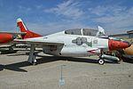 Rockwell T-2A Buckeye '147474 - 2K-123' (really 147469) (26112520414).jpg