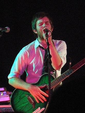 Bright Light Bright Light - Performing as Rod Thomas in 2006