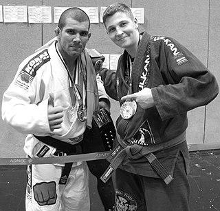 Rodolfo Vieira (fighter) Brazilian MMA and Jiu-Jitsu fighter