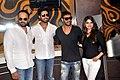 Rohit Shetty, Ajay Devgn, Prachi Desai, Abhishek Bachchan Cast of 'Bol Bachchan' meet fans at Fame Inorbit Mall 09.jpg
