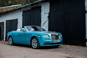 Rolls-Royce Dawn (2015)