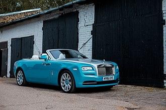 Rolls-Royce Motor Cars - Rolls-Royce Dawn (2015)
