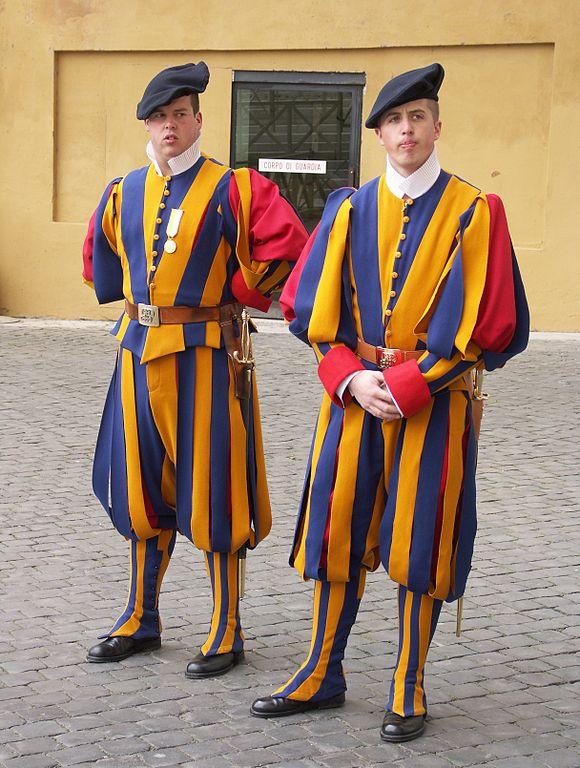 Die Schweizer Garde