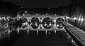 Rom (Italien), Ponte Sisto -- 2013 -- 4093 -- bw.jpg