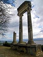Roman column - Nyon, Vaud, Switzerland