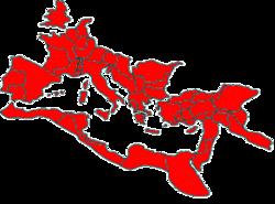 Roma İmparatorluğu'nun en geniş hâli