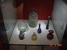 Billes de verre datant