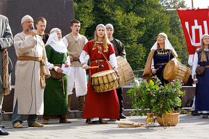 Romuva (religion) - Romuvan ceremony