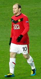 7b0d5989f6 Rooney durante un partido en 2010.