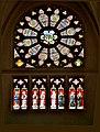 Rosace et vitraux de l'abside sud de l'église de Remiremont.jpg