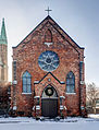 Rosary Chapel (exterior), Our Lady of the Assumption, Windsor, Ontario.jpg