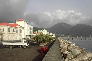 Roseau's Bay Front area