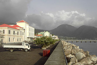 Saint George Parish, Dominica - Roseau