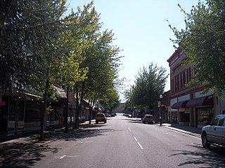 Roseburg, Oregon City in Oregon, United States