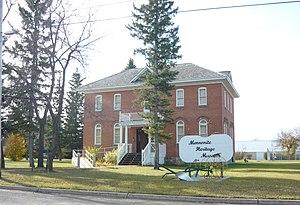Rosthern - Mennonite Heritage Museum (1910)