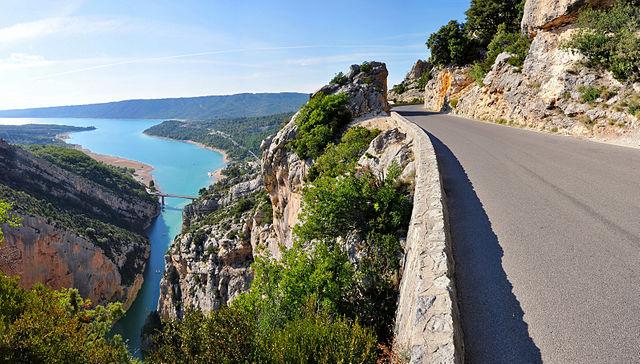 Route des Crêtes - Gorges du Verdon (Provence-Alpes-Côte d'Azur) - 10 самых известных маршрутов по Франции