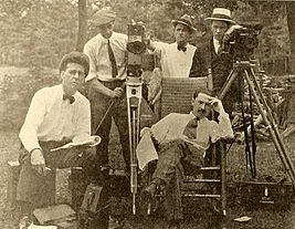 Roy William Neill & Film Crew 1919.jpg