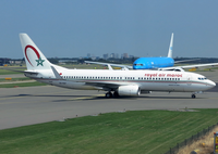 CN-RGF - B738 - Royal Air Maroc