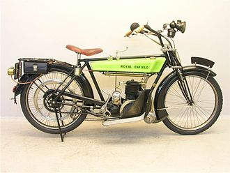 Royal Enfield - 1923 Royal Enfield 225cc