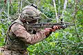 Royal Marines feel the heat in the jungle of Belize MOD 45162175.jpg