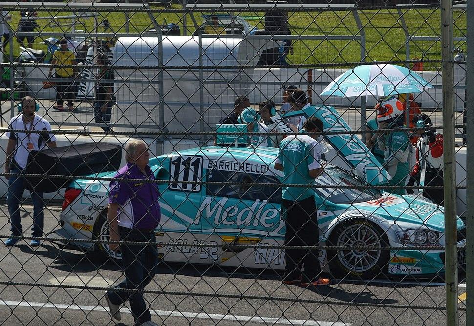 Rubens Barrichello, 2014