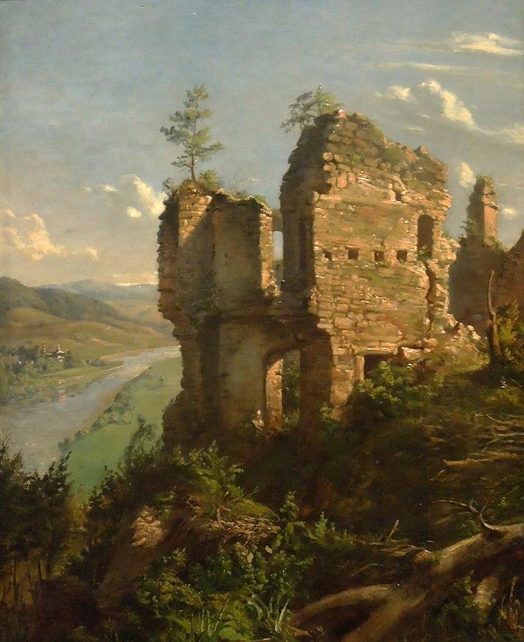 Sobień Castle