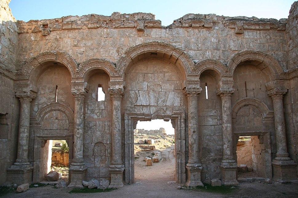 Rusafa gate