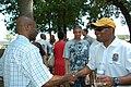 Rushern Baker 20120630 311 Exec Rushern Baker (yellow hat) (7507222334).jpg