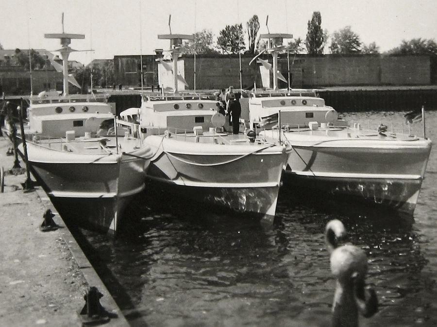 S-Boote-Kiel