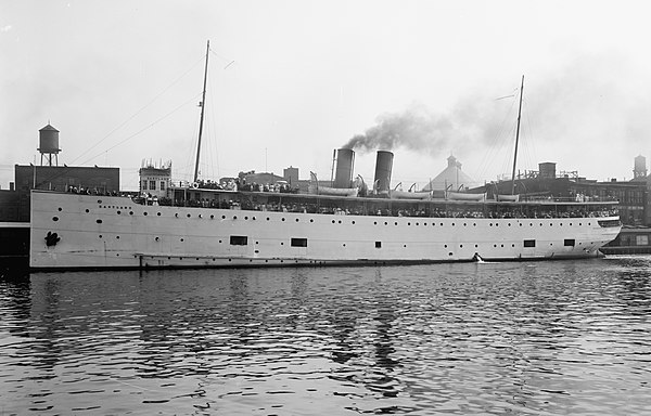 S.S. Eastland Paranormal