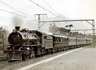 South African Class 10C 4-6-2 class of 12 South African 4-6-2 locomotives