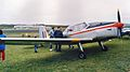 SAS Chipmunk T10 G-BCYJ (16933740961).jpg