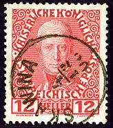 SKAWINA 1908 FranzI