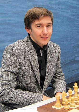 World Chess Championship 2016 - Sergey Karjakin